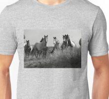 Cariboo Horse Herd Unisex T-Shirt