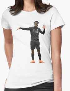 Daniel Sturridge - Liverpool Womens Fitted T-Shirt