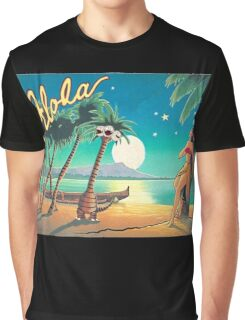 Greetings from Alola Graphic T-Shirt