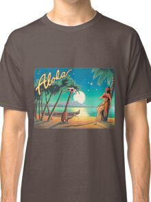 Greetings from Alola Classic T-Shirt