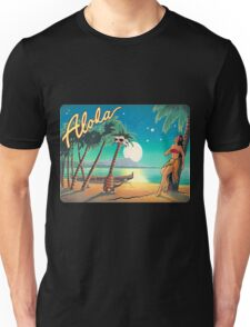 Greetings from Alola Unisex T-Shirt