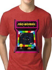Pac Woman Tri-blend T-Shirt