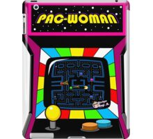 Pac Woman iPad Case/Skin