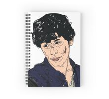 Bellamy Blake - Full Color Spiral Notebook