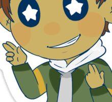 Little Floaty Lance Sticker