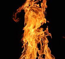 Diablo Fuego by Jessica Mansilla