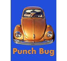 Punch Bug Photographic Print