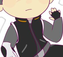 Little Floaty Shiro Sticker