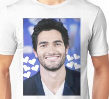 tyler hoechlin smile Unisex T-Shirt