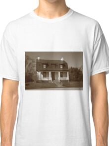 Keeper's House - Presque Isle Light, Michigan Classic T-Shirt