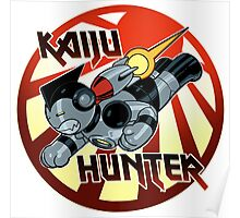 Kaiju Hunter Poster
