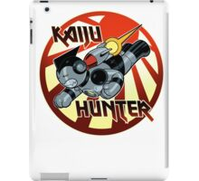Kaiju Hunter iPad Case/Skin