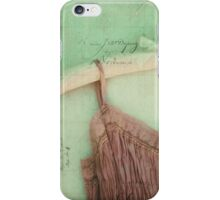 Linen & Lace I iPhone Case/Skin