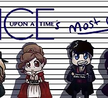 Once Upon A Time's Most Wanted by Jeh-Leh-Loh