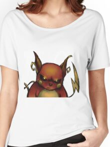 pokemon custom riachu awesome Women's Relaxed Fit T-Shirt