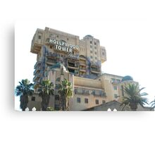 Tower of Terror Metal Print