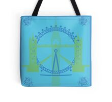 Analogous Approach of London Tote Bag