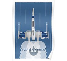 I Can Fly Anything Poster