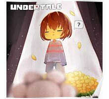 Art of Undertale Videogame Poster