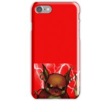pokemon custom riachu awesome 2 iPhone Case/Skin