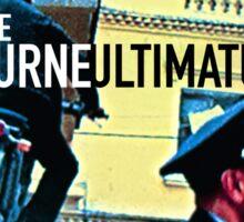 THE BOURNE ULTIMATUM 5 Sticker