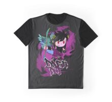 Dark Pit SSB4 Main Graphic T-Shirt