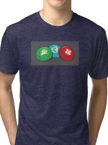 Zombies Perks Tri-blend T-Shirt