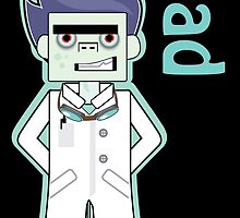 Mad Scientist  by deathbygiraffes