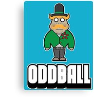 ODD BALL Canvas Print