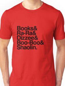 Fantastic Four plus One Unisex T-Shirt