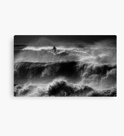 Forces of Nature Canvas Print