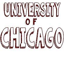 University of Chicago Photographic Print