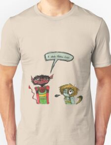 Baby the Runtling and Dean the Devil Unisex T-Shirt