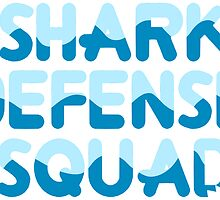 Shark Defense Squad by GrellS