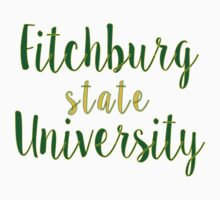 Fitchburg State University One Piece - Short Sleeve