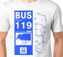 Bus Route for Silent Hill  Unisex T-Shirt