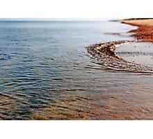 Windless sea Photographic Print
