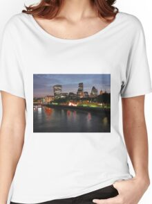 Cityscape - London - Mad Version Women's Relaxed Fit T-Shirt