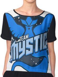 Team Mystic Sports T Chiffon Top