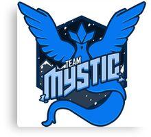 Team Mystic Sports T Canvas Print