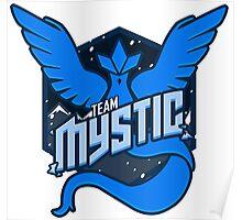 Team Mystic Sports T Poster