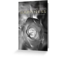 Happiness Infrared © Vicki Ferrari Photography Greeting Card