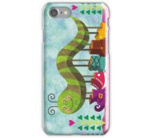 Caty Caterpillar iPhone Case/Skin