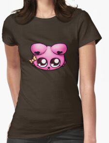 Cute Kitten Womens Fitted T-Shirt