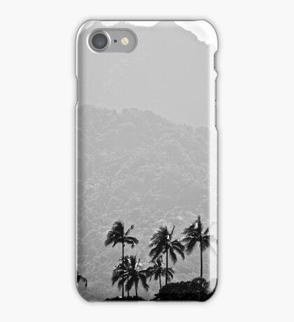 Savusavu Coconut Trees iPhone Case/Skin