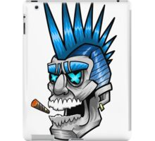 Edgy Daft iPad Case/Skin