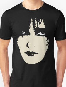 Siouxsie Sioux Face T-shirt for Men or Women