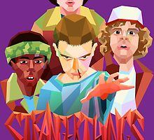 Stranger Things by Megan Kelly