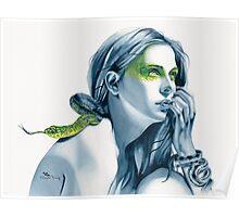 Snake Totem Poster