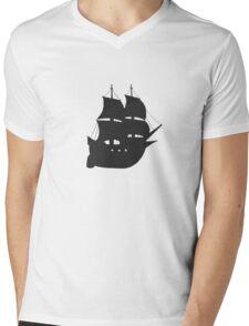 Shipshape Mens V-Neck T-Shirt